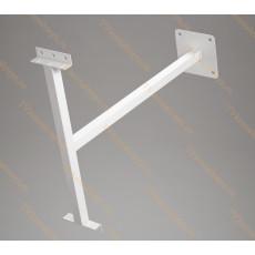 """Кронштейн для крепления двух прожекторов на стену друг над другом """"2СД-500"""""""